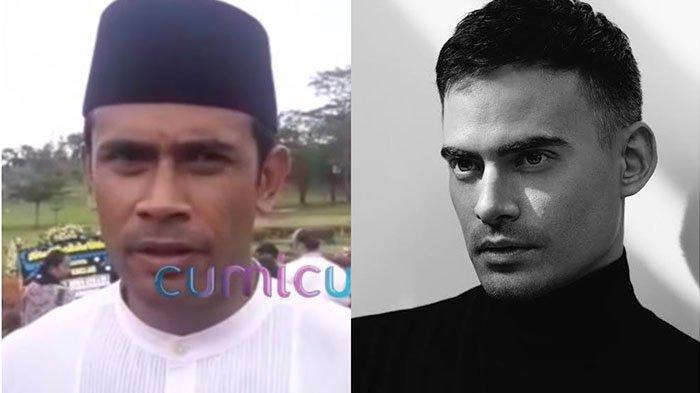 Bersahabat dengan Suami BCL, Aktor Malaysia Remy Ishak Ziarah ke Makam Ashraf, Begini Reaksinya
