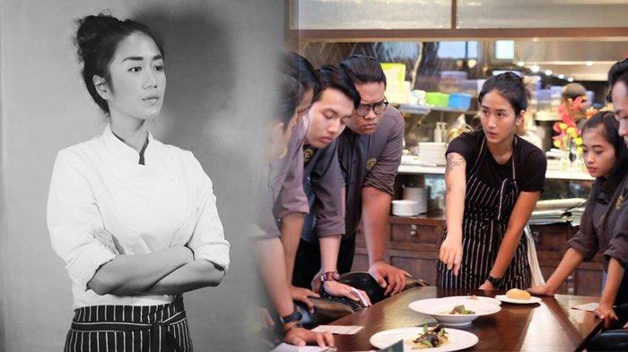 Kenalan Yuk dengan Chef Renatta Moeloek di Masterchef Indonesia, Cantik dan Tegas, Keren Abis!