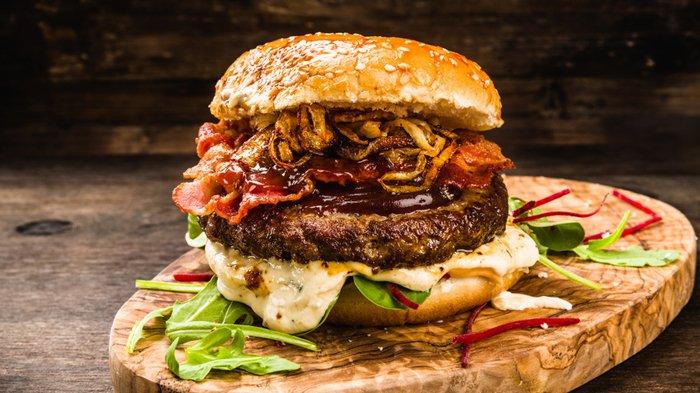 Resep Burger Sapi - Ini Cara Mengolah Daging Kurban Jadi Menu Lezat, Tak Melulu Sate