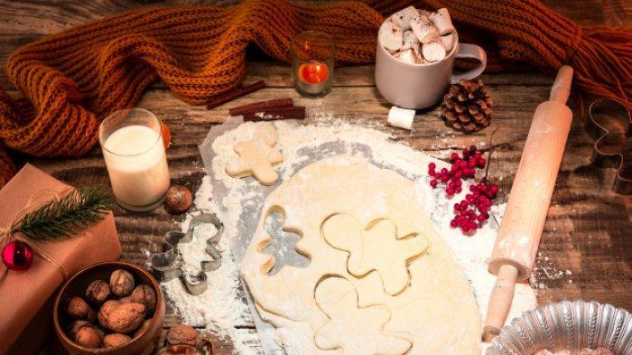 RESEP Gingerbread Cookies Sajian Khas Natal yang Mudah Dibuat, Hangatkan Suasana dengan Kue Jahe Ini