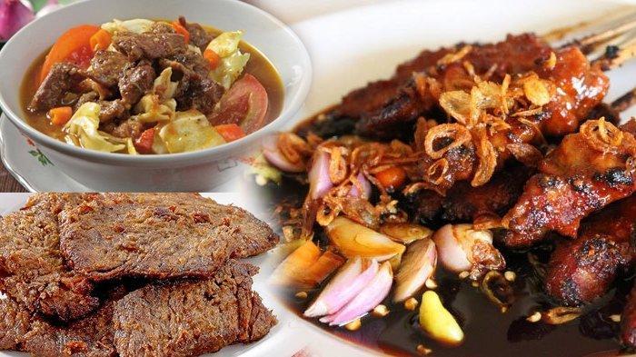 Resep olahan daging kurban jadi beberapa menu lezat.