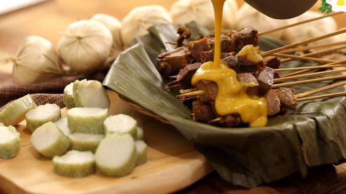 Resep Sate Padang dari Daging Sapi Menu Spesial Idul Adha 2019, Bumbunya Berasa!