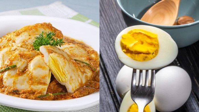 3 Manfaat Makan Telur Rebus Bagi Kesehatan, Ini Resep Memasak Telur Balado dan Masak Cabai di Rumah