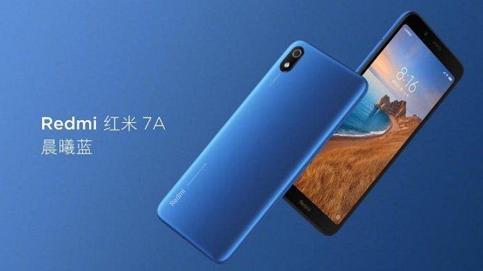 Resmi, Bocoran Spesifikasi Xiaomi Redmi 7A, Dibekali Dengan Snapdragon 439 Saingan Oppo Realme C2