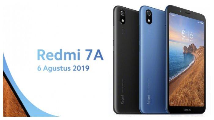Redmi 7A Dijual di Indonesia Besok, Bakal Ada Harga Diskon, Ini Spesifikasi dan Link Flash Sale