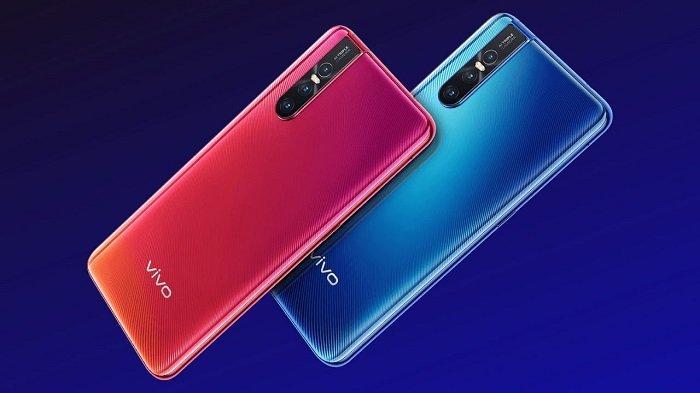 Resmi Diluncurkan di Tiongkok, Ini Harga dan Spesifikasi Vivo S1 Pro, Dibekali Selfi Kamera Pop-up