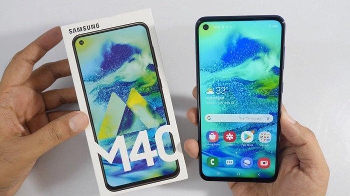 Resmi Diluncurkan, Harga & Spesifikasi Samsung Galaxy M40, Ponsel Tanpa Speaker Pertama Samsung