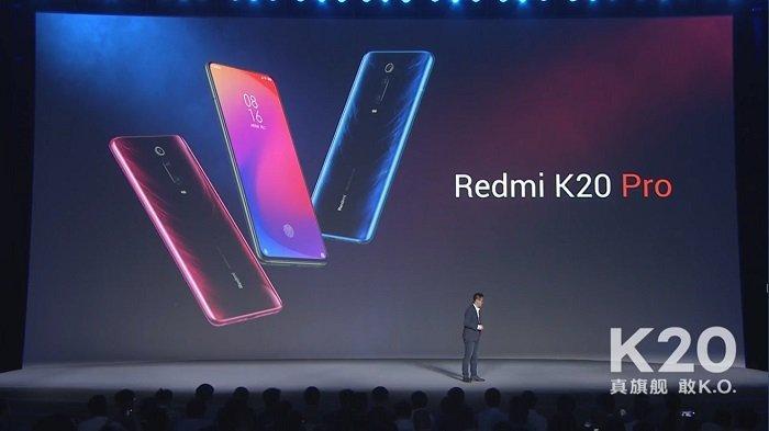 Resmi Diluncurkan, Ini Harga dan Spesifikasi Xiaomi Redmi K20 dan K20 Pro, Pocofone 2.0?