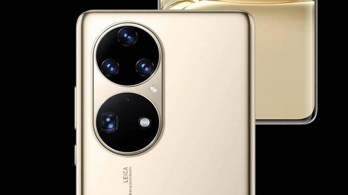 RESMI Diluncurkan, Spesifikasi HP Flagship Huawei P50 Pro, Bawa 2 Bola Kamera Besar Terunik