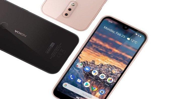 Resmi Dirilis di Indonesia, Simak Spesifikasi Nokia 4.2, Siap Masuk ke Pasar Low atau Mid Indonesia?