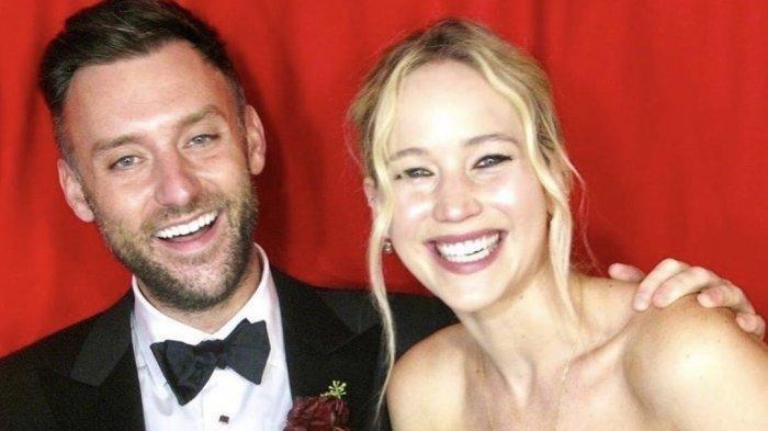 Selamat, Jennifer Lawrence Akhirnya Hamil Bayi Pertama dengan Suaminya, Cooke Maroney