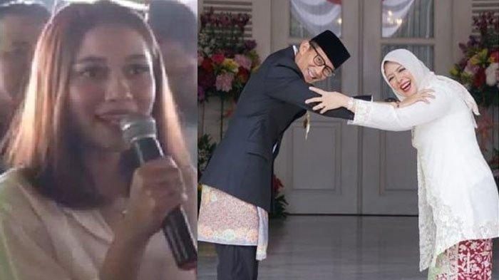 Respon Nur Asia, Istri Sandiaga Uno pada Wanita yang Tawarkan Diri Jadi Istri Kedua Sang Suami