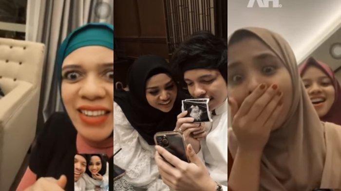 Aurel Positif Hamil, Mertua Terkejut, Adik-adik Atta Halilintar Histeris Segera Jadi Om dan Tante