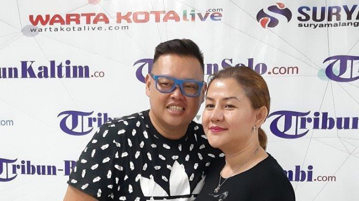 Reza Bukan dan Serevina Silaen