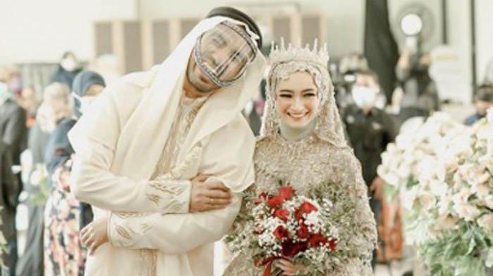 Pernikahan Reza Zakarya. (Instagram @reza_zakarya_daa)