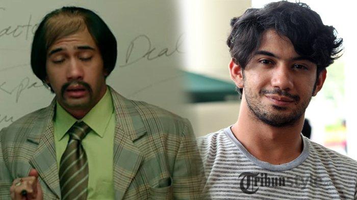 Reza Rahadian Rela Naikkan Berat Badan Demi Berperan Sebagai Boss Man di 'Film My Stupid Boss 2'
