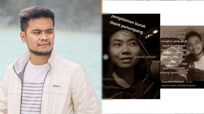SEMPAT Viral Artis Ngutang Biaya Taksi Online, Reza SMASH Akhirnya Lunasi Utangnya: 'Saya Khilaf'