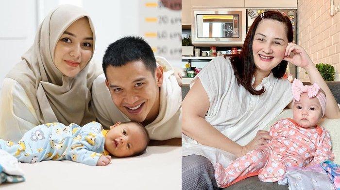 Rezky Aditya Iseng Jodohkan Baby Athar dengan Anak Mona Ratuliu, Begini Respons Indra Brasco & Istri