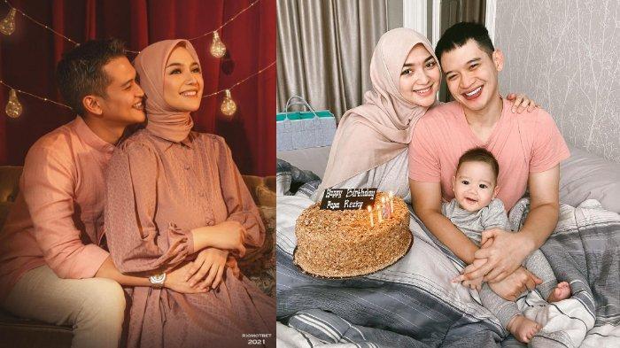 Rayakan Ulang Tahun Rezky Aditya ke-36 bareng Keene Atharrazka, Citra Kirana: We Love You Papa