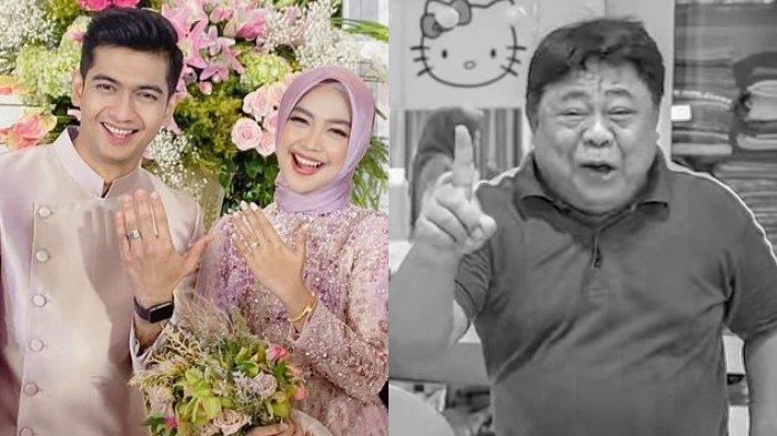 Pernikahan Ria Ricis dan Teuku Ryan Tak Disaksikan sang Ayah, Oki Setiana Dewi: Semoga Papa Senang