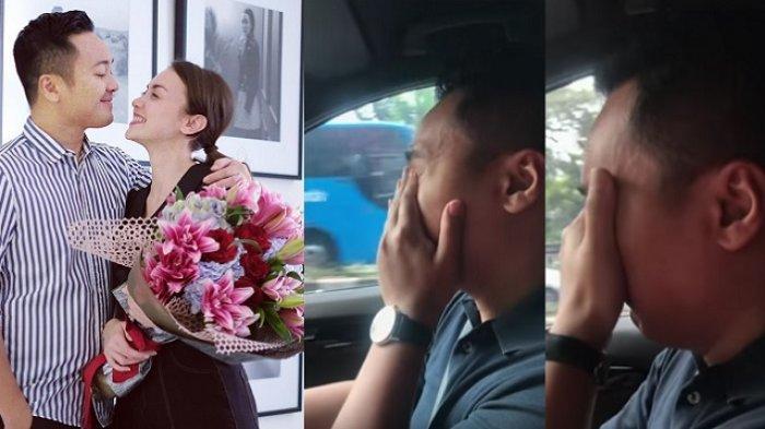 Selamat! Rianti Cartwright Hamil Anak Pertama Setelah 10 Tahun Menanti, Suaminya Menangis Bahagia