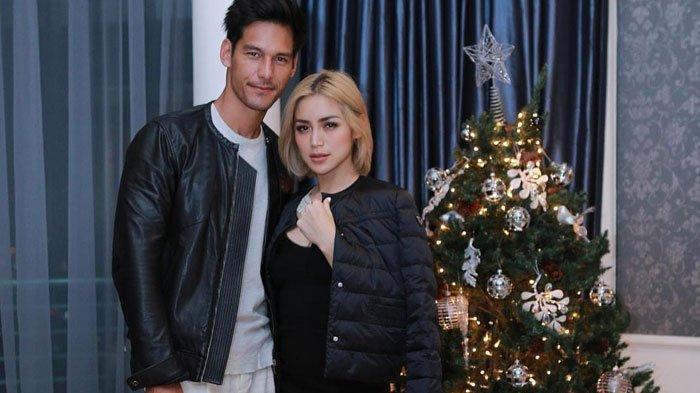 Keseruan Perayaan Natal Jessica Iskandar Bersama Richard Kyle dan El Barack