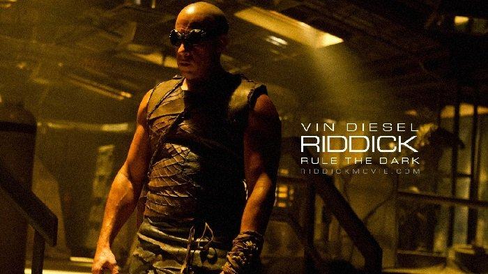 Film Riddick, tayang malam ini di Bioskop Trans TV.