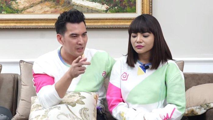 Ridho Illahi dan Dinar Candy cerita awal mula pertemuan sebelum akhirnya resmi pacaran.