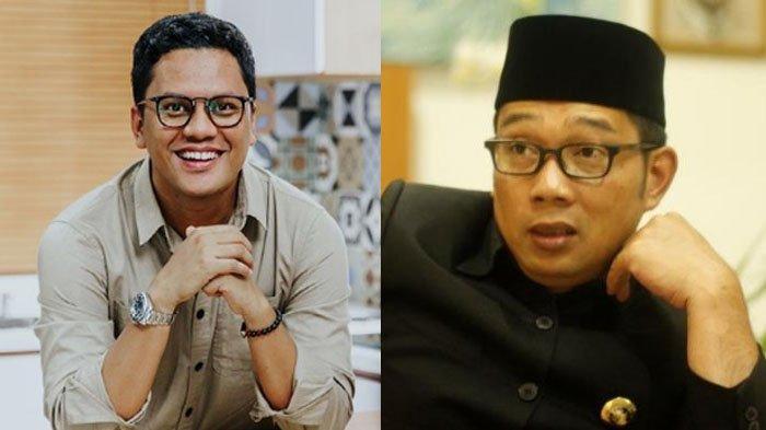 YouTuber Arief Muhammad dan Keluarga Positif Covid-19, Ridwan Kamil Beri Semangat: GWS Mas