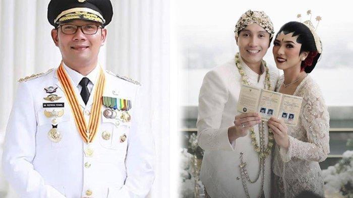 Sah! 7 Potret Pernikahan Isyana Sarasvati & Rayhan Maditra, Dihadiri Ridwan Kamil dan Sederet Artis