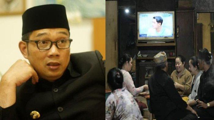 Ridwan Kamil Heran Lihat Ibu-ibu Menonton Aldebaran: 'Di Mana pun, Sinetronnya Tetap Ikatan Cinta'
