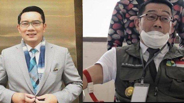 SUDAH Divaksin Sinovac, Ridwan Kamil Rasakan 2 Efek Samping Ini, Masyarakat Diminta Jangan Takut