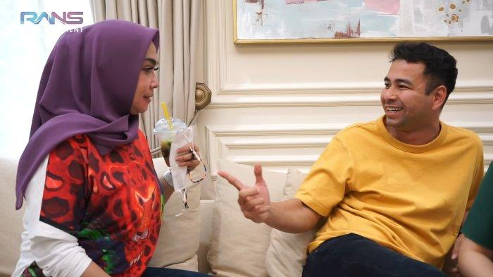 Di Depan Mertua, Raffi Ahmad Doakan Anak Kedua Jadi Playboy, Rieta Amilia Langsung Nyebut: Amit-amit