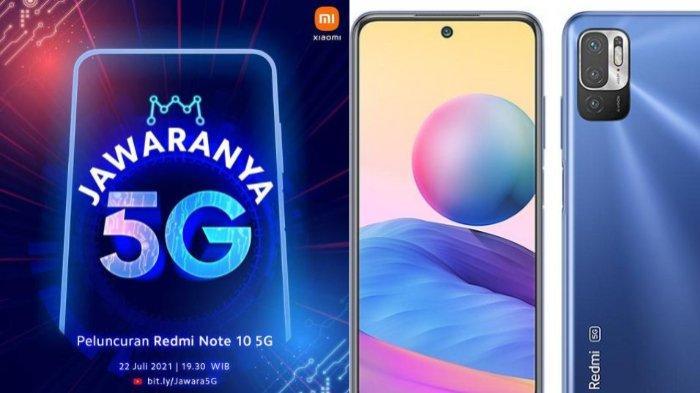Bocoran Spesifikasi Redmi Note 10 5G, Kamera Utama Ada Tiga, Rilis di Indonesia 22 Juli 2021