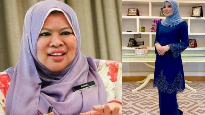 VIRAL Perubahan 'Glow Up' Ibu Menteri Buat Pangling, Bandingkan Penampilannya Antara Dulu & Sekarang