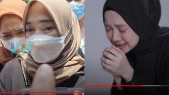 SENYUM Getir Ririe Fairus Tanggapi Lagu Baru Ayus dan Nissa Sabyan, Coba Tegar Tanyakan Soal Ini