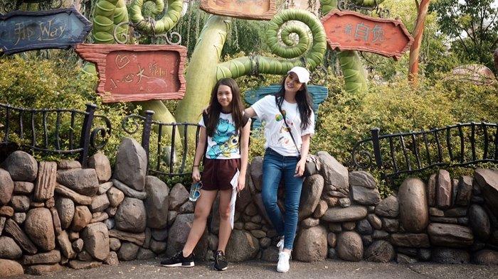 Deretan Potret Cantik Anak Ririn Ekawati, Jasmine Abeng yang Fashionable, Tak Kalah dari Sang Mama