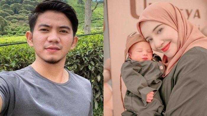 Rizki DA tanggapi soal nama anaknya yang dinilai mirip dengan nama anak Zaskia Sungkar