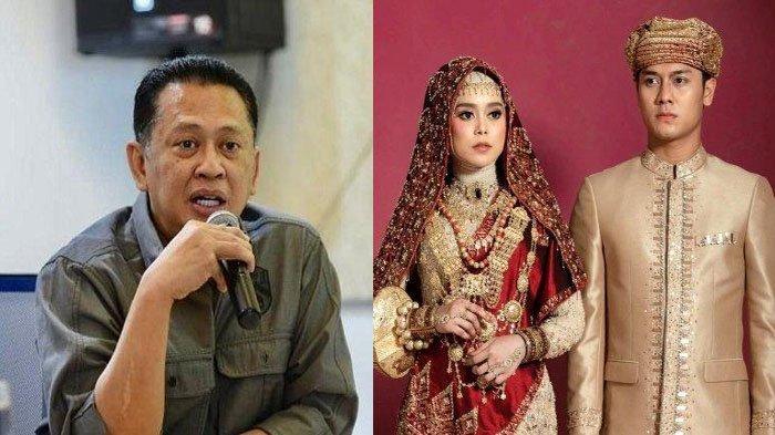 Tak Mau Kalah dari Atta-Aurel, Lesti-Billar Berencana Undang Bambang Soesatyo Jadi Saksi Pernikahan