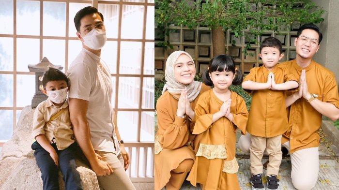 Si Sulung Tanya 'Papa, Uta Positif Covid-19 Ya?', Rizky Kinos Tak Tega Jawab: Gue Netesin Air Mata