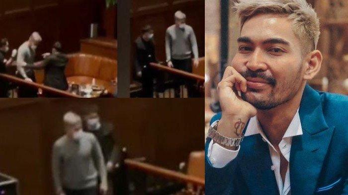VIRAL Pria Mirip Robby Purba Ngamuk di Restoran hingga Dorong Pelayan, Sang Artis Ngaku: Itu Saya