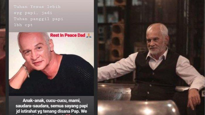 Aktor Senior Robby Sugara Meninggal Dunia, Terakhir Turut Bintangi Film Horor 'Jangan Sendirian'