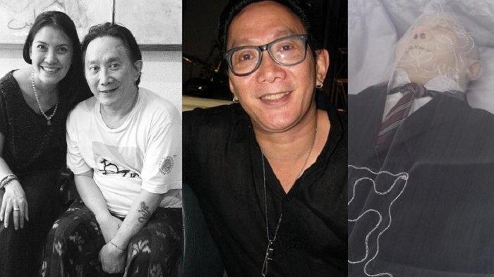 Kabar Duka, Aktor Senior Robby Tumewu Meninggal Dunia, Kerabat: Selamat Jalan Sayang