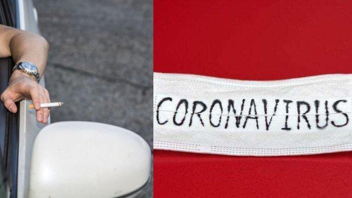 Hasil Temuan Peneliti Amerika Sebut Perokok Lebih Rentan Terkena Virus Corona, Simak Penjelasannya