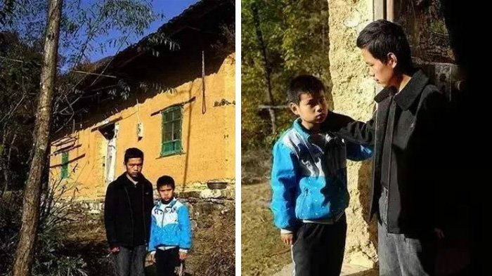 Sedih, Kedua Orangtua Meninggal, Kakak Beradik Hanya Makan Makanan Ini untuk Bertahan Hidup
