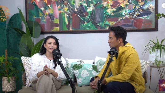 Rossa menceritakan momen nyesek saat cerai dari Yoyo Padi hingga keinginan menikah lagi di depan Daniel Mananta.