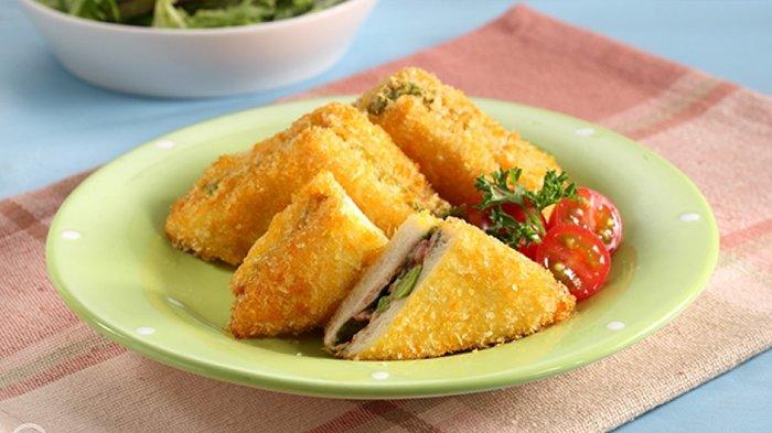 4 RESEP Roti Goreng Kekinian Berbagai Rasa, Bisa Dimasak di Rumah: Sosis, Ayam, Pisang, Kornet