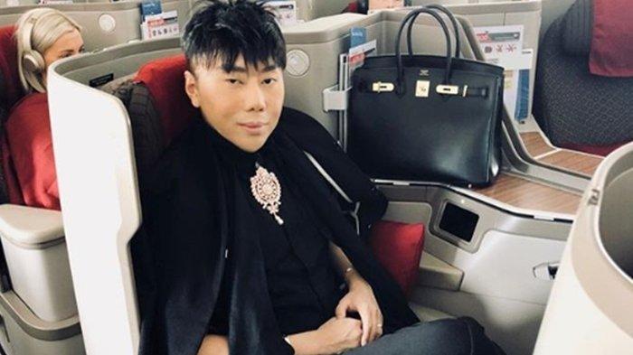 Tas Hermes Roy Kiyoshi Bikin Salah Fokus, Ternyata Kompak dengan Ibunya, Intip Fotonya
