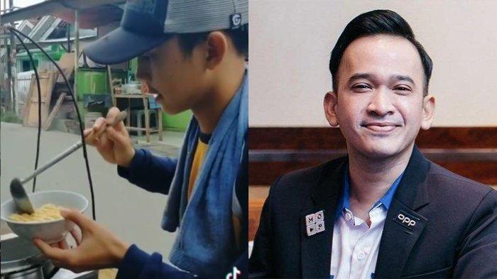 POPULER Terenyuh Lihat Aksi Jejen Penjual Bakso, Ruben Onsu Ingin Bertemu: Tanpa Ada Beban di Wajah