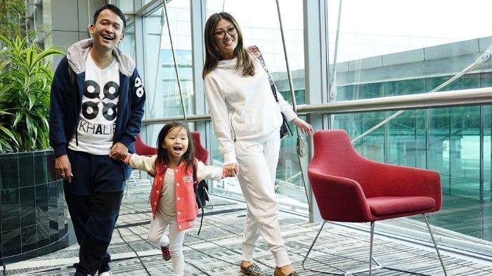 Nikmati Liburan Natal dan Tahun Baru, Ruben Onsu Ajak Keluarga ke Dubai